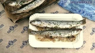 Голец с луком и зеленью - Рецепт от Рыбсети №8