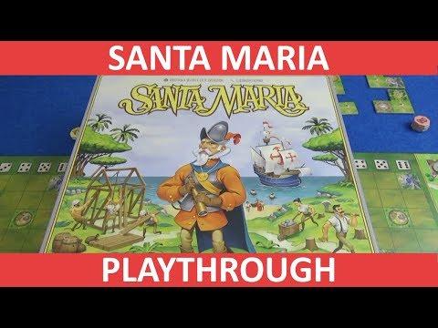 Santa Maria - Playthrough