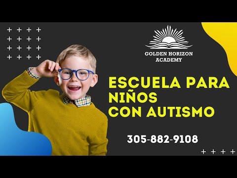 Escuela para Niños con Autismo  ????  Golden Horizon Academy