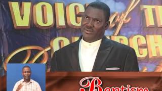 There is a Church in the Bible, Bro Dan Owusu Asiamah (Ghana Twi), Churches of Christ 1