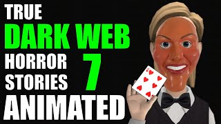 ECHTE Dark-Web-Horror-Geschichten 7 ANIMIERTE
