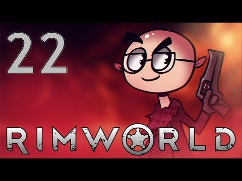 RimWorld Alpha 15 - Northernlion Plays - Episode 22 [Flu Season]