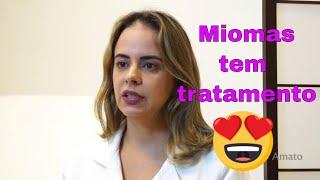Miomas: tumores benignos causados por disfunções hormonais