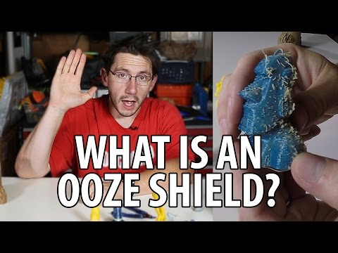 3D Printing 101: What Is An Ooze Shield?