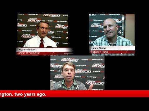 Ryan Wheaton & Mark Ziegler on Focus On Shelton - 09/08/16