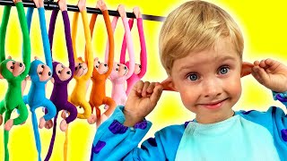 Children's Songs with Kirill by iFinger  | Outdoor Playground Song