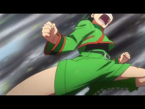 You Say Run goes with Everything - Hunter X Hunter (Gon vs Hisoka)