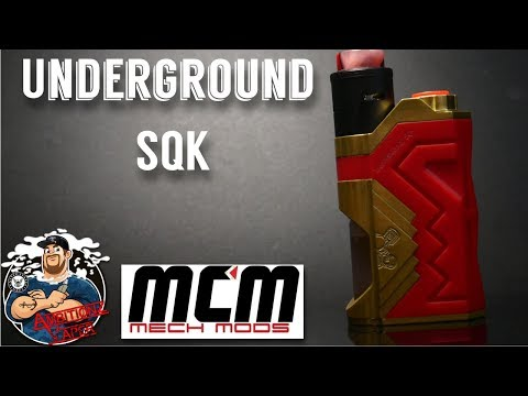 MCM Mods Underground SQK Mod Review & Breakdown