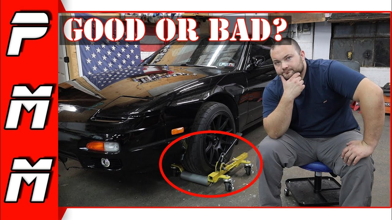 Harbor Freight Daytona Car Dolly Review | Are they worth it?