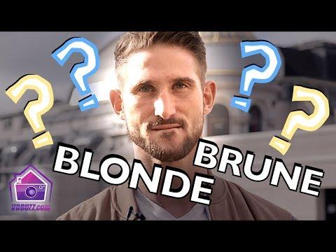 Que préfère Charles (Les Anges 10) ? Les blondes ou les brunes ?