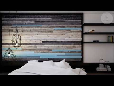 Accent Wall Bedroom Decorating Ideas