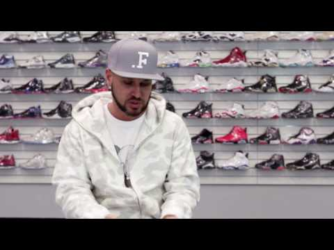 SNKR FEETURE: Soley Ghost owner of East Coast Boutique
