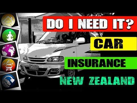 Car Insurance, New Zealand - Do I need it?