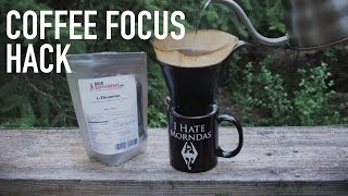 Extreme Focus Coffee: Put L-Theanine in Your Coffee