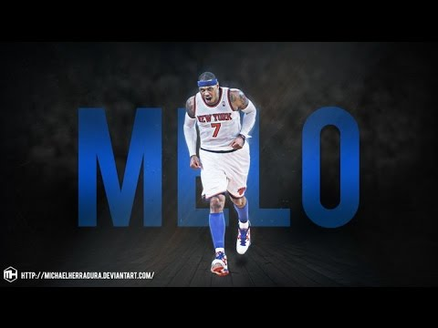 Carmelo Anthony Mix- My Shit