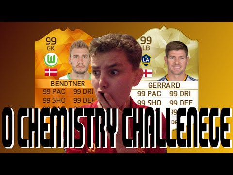 FIFA 16 THE 0 CHEMISTRY CHALLENEGE