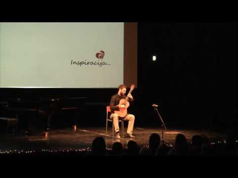 Damjan Bučić: Franz Schubert - Lob der Tranen (arr. Johann Kaspar Mertz)