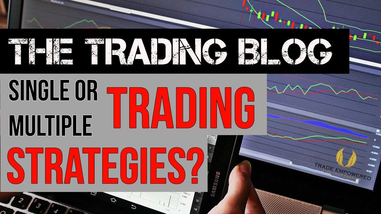 Trading strategies blog
