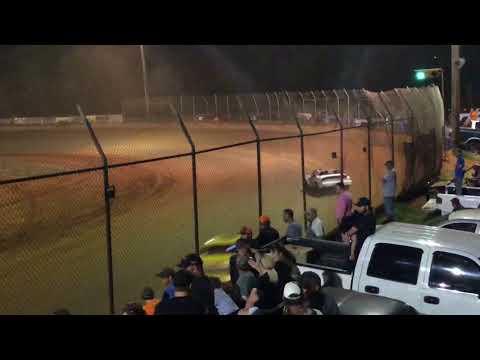 Pure Stock Harris Speedway 7/7/18
