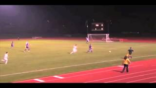 Tyler Regan - Cornell University Soccer Highlights