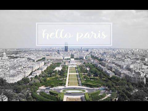 Hello Paris!