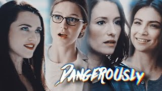 "Supercorp & Sanvers - "" I loved you Dangerously """