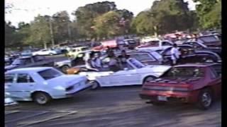 The freestyle days! Cruising 1989 Whittier CA!