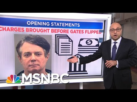 What We Know About Paul Manafort's Trial So Far | Velshi & Ruhle | MSNBC