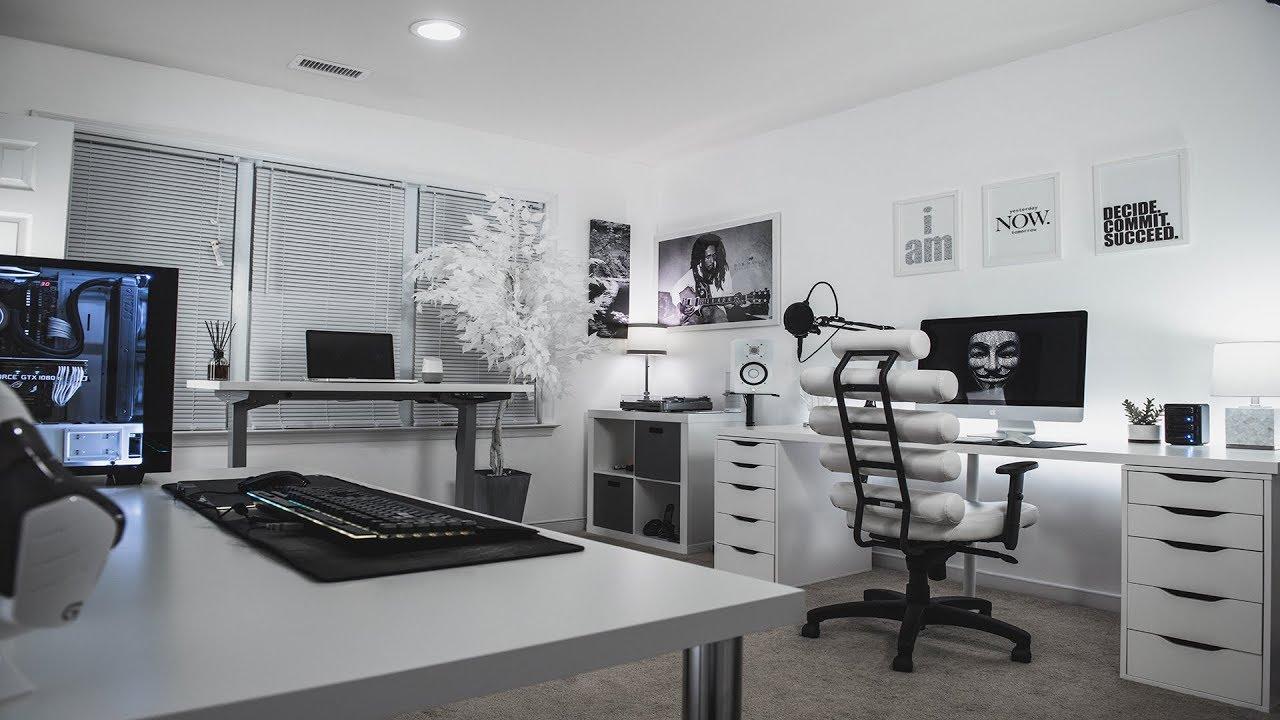 2018 Dream Bedroom Setup Youtube