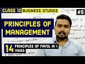 #5, Fayol's principles of management and introduction(Class 12 business)
