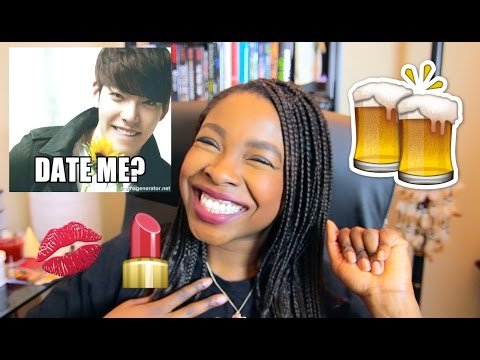 Drunk Makeup Tutorial - Life After Korea | Abi Abroad