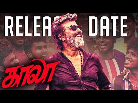 BREAKING : Kaala Release Date Announced | Rajinikanth, Dhanush | Latest Tamil Cinema News