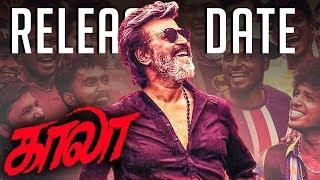BREAKING : Kaala Release Date Announced | Rajinikanth, Dhanush | Latest Tamil Cinema News