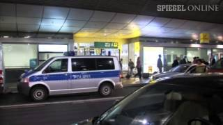 """Fahndungsvideo: Polizei sucht """"Koffermann von Düsseldorf"""""""