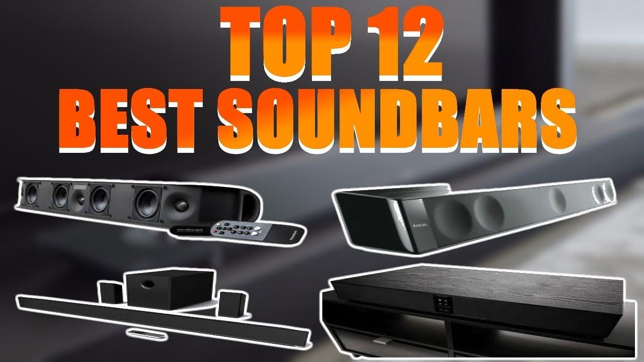 Top 12 Best SoundBars 2019   Sound Bar Reviews Best and Affordable