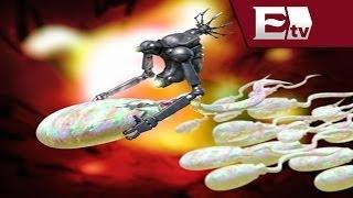 Perfeccionan Nanobots para sanar heridas y curar tumores/ Hacker tv