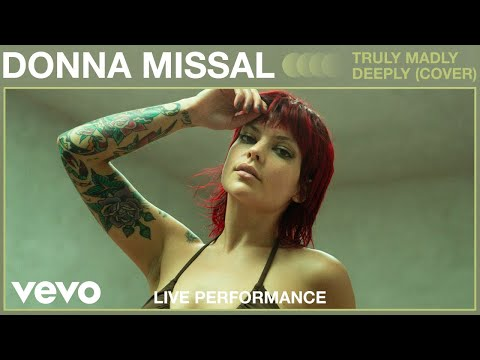 Download Donna Missal - Truly Madly Deeply (Live Performance)   Vevo
