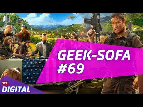 Geek-Sofa #69: Gamerrrrr