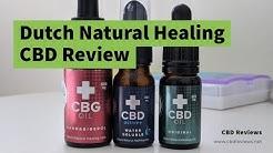 Dutch Natural Healing CBD Review