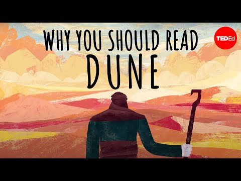 "Video image: Why should you read ""Dune"" by Frank Herbert? - Dan Kwartler"
