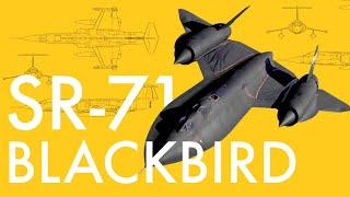 Breaking Down The SR-71 Blackbird | Airplane Anatomy Ep. 1
