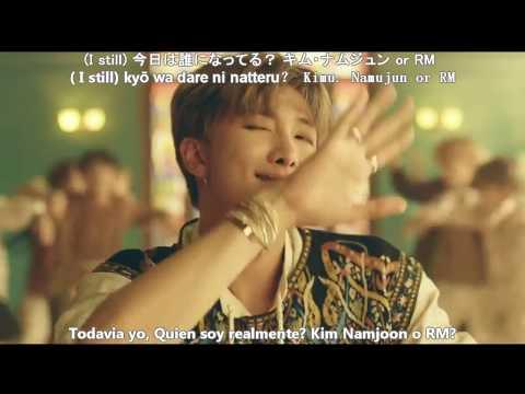 BTS (防弾少年団) - AIRPLANE PT.2 (Japanese Version) MV [Sub Español + Kanji + Rom] HD