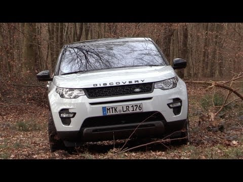 2017 Land Rover Discovery Sport HSE Luxury Fahrbericht / Review