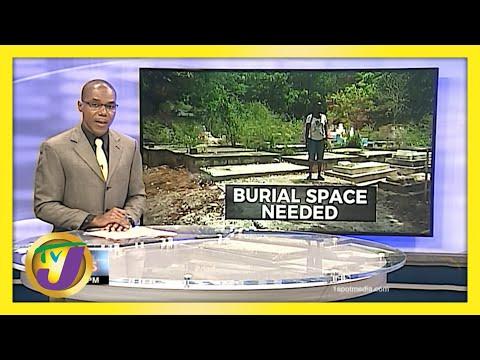 Burial Space Needed in St. Thomas Community | TVJ News - June 3 2021