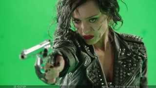 """Sin City 2"" in high speed, folks. With green screen."