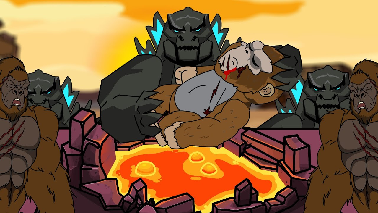 King Kong Vs Godzilla Part 2 In Tamil Ft Wich And Hulk |  Tamil | Godzilla Tamil | Story In Tamil