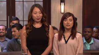 Judge Faith - Flirting With Disaster   Massage Mishap (Season 2: Full Episode #6)