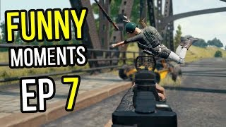 PUBG: Funny Moments Ep. 7