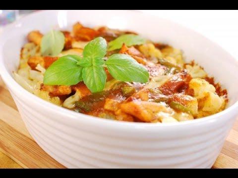 СЕКРЕТ Вкусной КАРТОШКИ в духовке рецепт - Delicious Dishes of potatoes in the oven