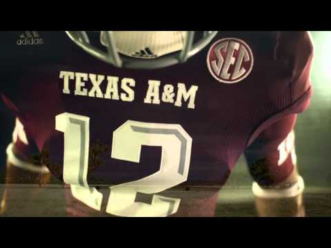 Awesome Texas A&M SEC welcome song